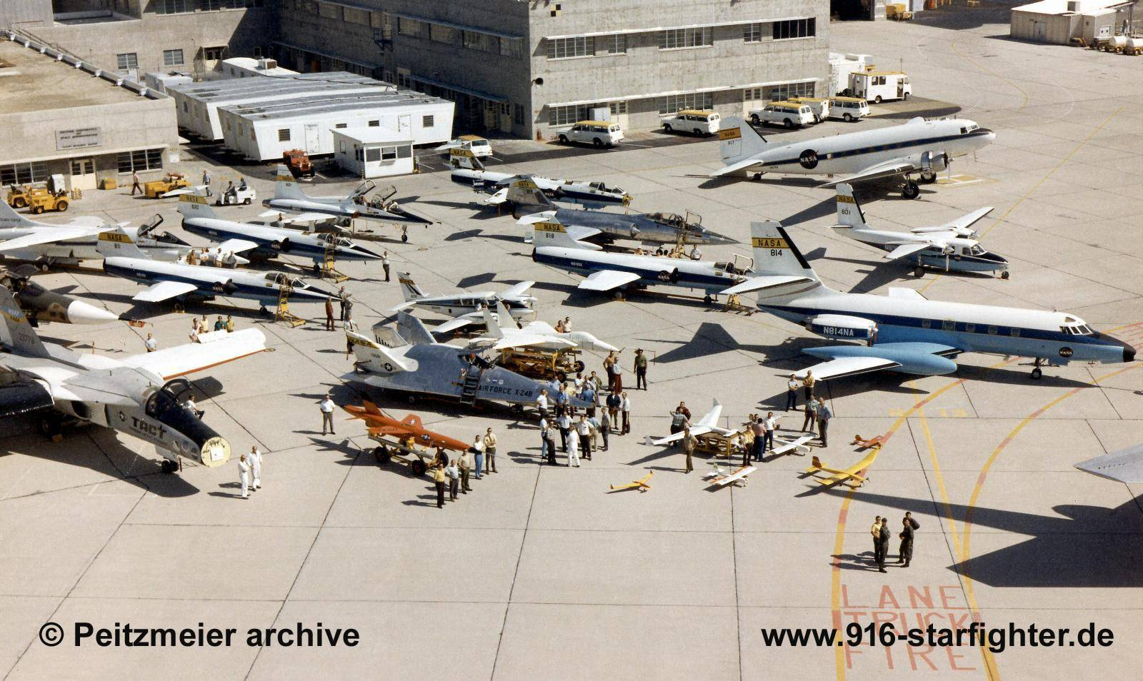 f 104 nasa dryden test fleet - photo #34