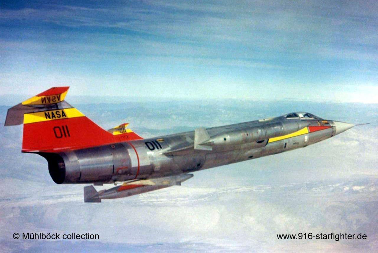Lockheed F 104 Starfighter Embry Riddle Aeronautical